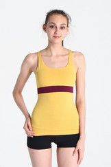 A61Y1103 / Embrace color block top