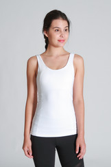 A71Y1115 / asana classic wide strap low back top
