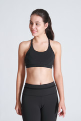 A71Y1116 / Energy bar strappy sports bra