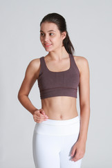 A71Y1129 / Twisted fun crop top