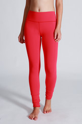 A71Y1314 / Super model high-waisted extra long leggings