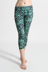 A51Y1304 / Unknown Future over knee leggings