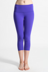 A51Y1351 /  Stay in shape over knee flow leggings